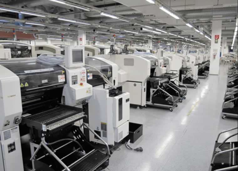 Cell phone Manufacturing Line V2